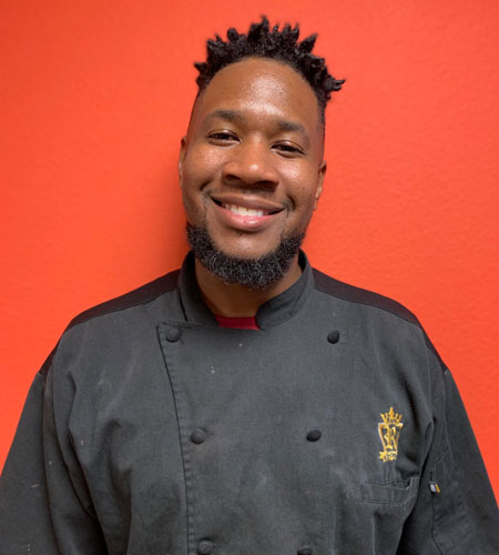 Thomas mack - royal life centers chef
